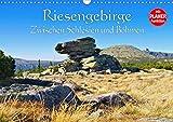 Riesengebirge - Zwischen Schlesien und Böhmen (Wandkalender 2021 DIN A3 quer)