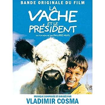 La vache et le président (Bande originale du film de Philippe Muyl)