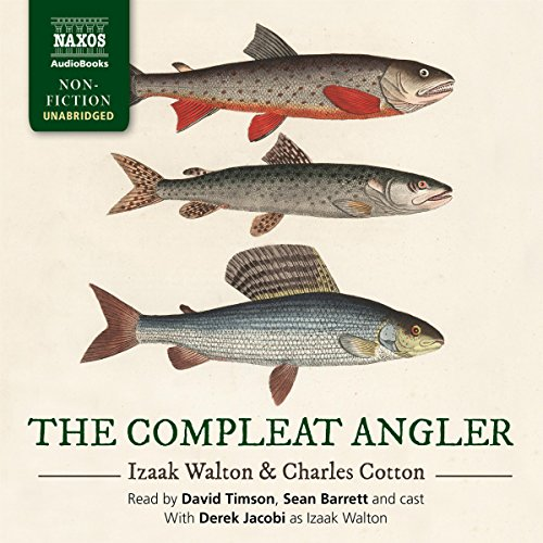 The Compleat Angler audiobook cover art