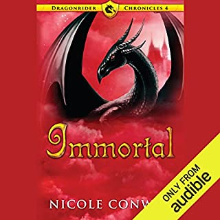 Immortal                   By:                                                                                                                                 Nicole Conway                               Narrated by:                                                                                                                                 Jesse Einstein                      Length: 7 hrs and 40 mins     325 ratings     Overall 4.6