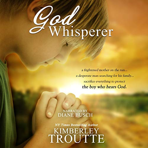 God Whisperer audiobook cover art