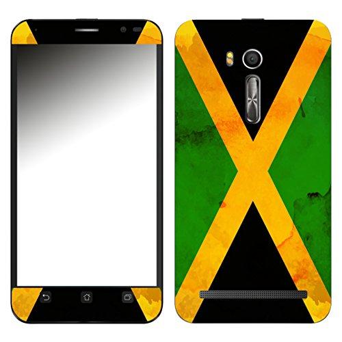 Disagu SF-107220_1124 Design Folie für Asus ZenFone Go TV (ZB551KL) - Motiv Jamaika