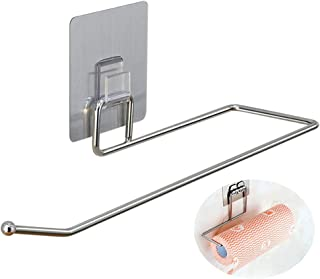 SOLDOUT™ Punch-Free Holder Wall Mounted Easy Wall Self Adhesive Multi Purpose Tissue Roll Wall Hanger