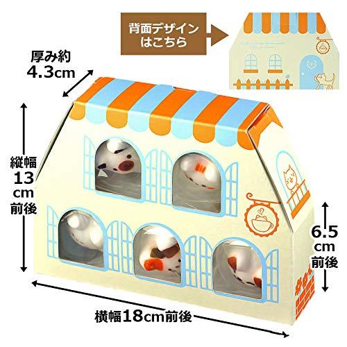 日本ロイヤルガストロ倶楽部『Latteマシュマロラテマル5個入り』