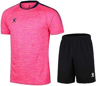 Amazon.es: camisetas de futbol - Rosa: Ropa