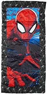 Marvel Spiderman Kids Sleeping Bag