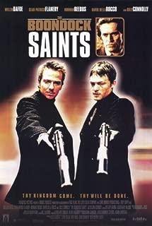 Pop Culture Graphics Boondock Saints (1999) - 11 x 17 - Style B