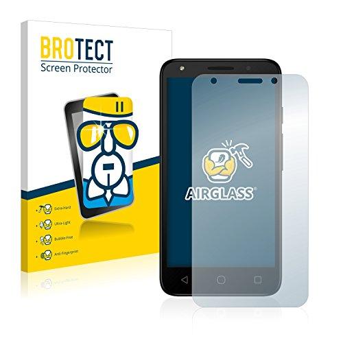 BROTECT Protector Pantalla Cristal Compatible con Alcatel Pixi 4 (5.0) 3G Protector...