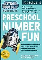 Star Wars Workbook Preschool Number Fun!
