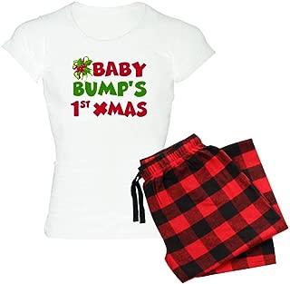 Baby Bump 1St Christmas Pajamas Women's PJs