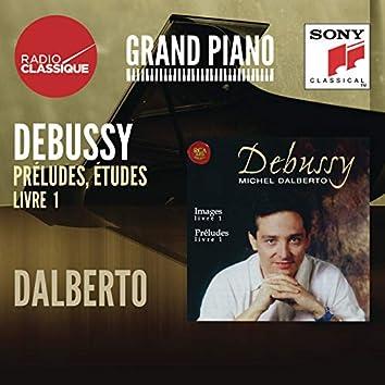 Debussy: Images, Préludes - Dalberto