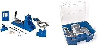 Kreg K4MS Jig Master System and  Kreg Tool Company KTC55 System Organizer