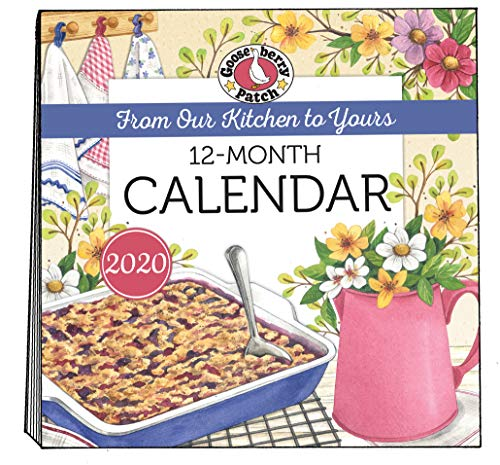 2020 Gooseberry Patch Wall Calendar (Everyday Cookbook Collection)