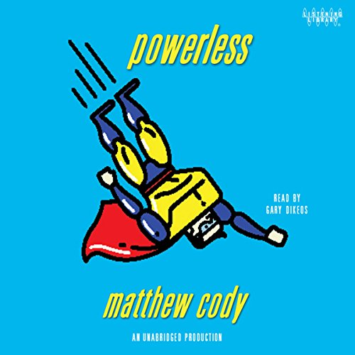 Powerless audiobook cover art