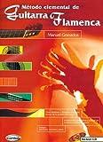 GRANADOS M. - Metodo Elemental para Guitarra Flamenca Tab (Inc.CD)