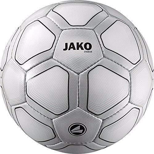 JAKO 5 x Spielball Striker inkl. Ballschlauch