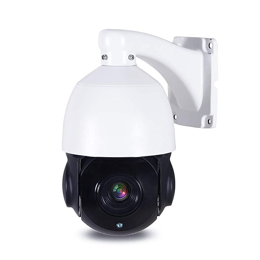 5MP 2592x1944 30FPS ONVIF Network Dome PTZ IP Camera 36X Optical Zoom 4.6-165.6mm Lens Outdoor IR Night Vision Security CCTV