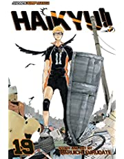 Haikyu!!, Vol. 19