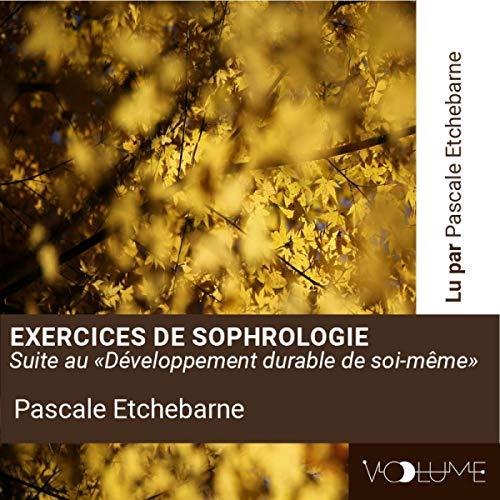 Page de couverture de Exercices de sophrologie