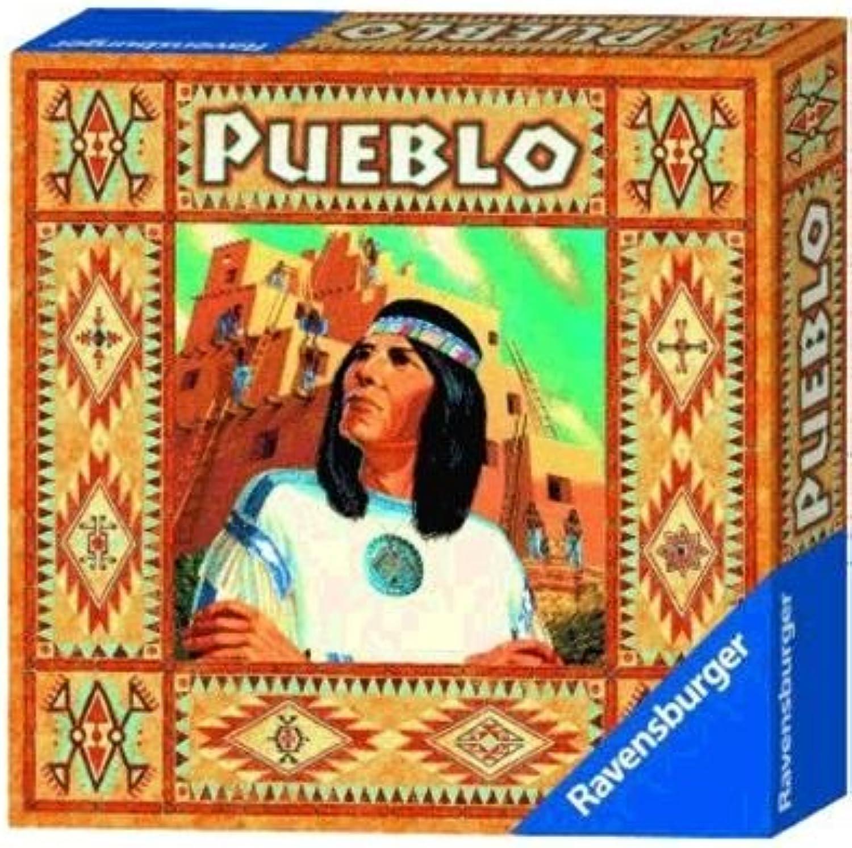 Ravensburger - Pueblo (Strategiespiel) B0002HY5QQ Hohe Qualität und Wirtschaftlichkeit     |  Neuer Markt