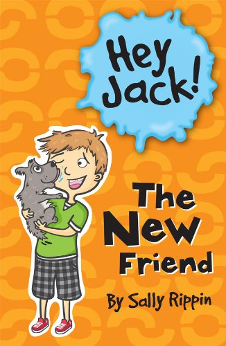 Hey Jack!: The New Friend