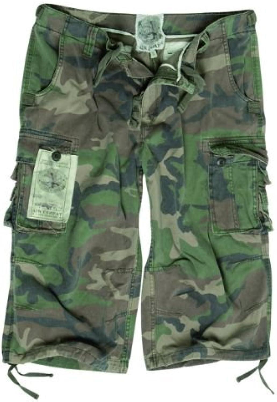 Miltec Miltec Miltec Air Combat Hose 3 4 Bermuda Pant woodland B005IAVKTM  Super Handwerkskunst 6d5550