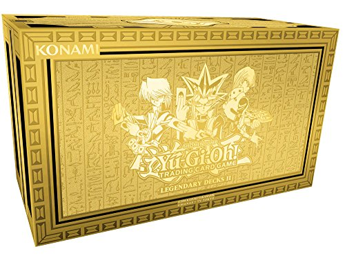 Yu-Gi-Oh! 116687520001 - Trading Card Game, Yugis Legendary Decks II, Deutsch