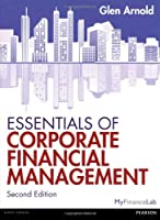 Essentials Of Corporate Finan Management, 2nd Edition Front Cover