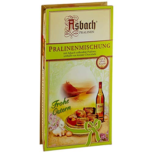 Asbach Weinbrand Oster Pralinenmischung aus feinster Schokolade 125g