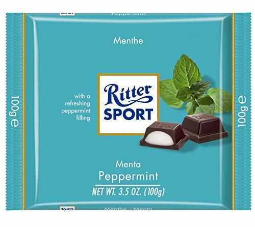 Ritter Sport menta chocolate 100g