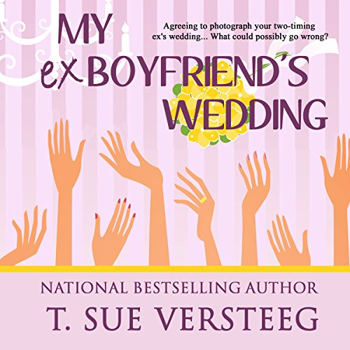 My Ex-Boyfriend's Wedding audiobook cover art