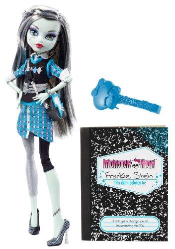 Mattel V7989 - Monster High Frankie Stein - Frankensteins Tochter
