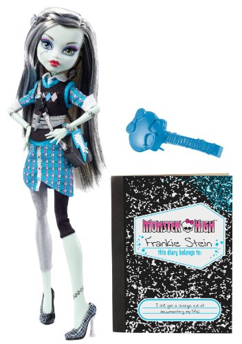 Monster High - V7989 - Poupée - Frankie Stein