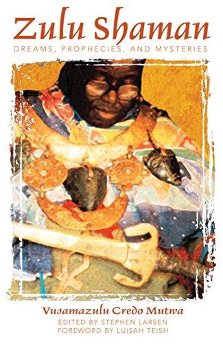 Zulu Şaman: Rüyalar, Kehanetler və Gizemler (Ulduzlar Mahnısı) Müəllif Vusamazulu Credo Mutwa (1-Kas 2003)
