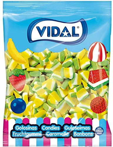Vidal Piña Colada. Caramelle Gommose al Gusto di...