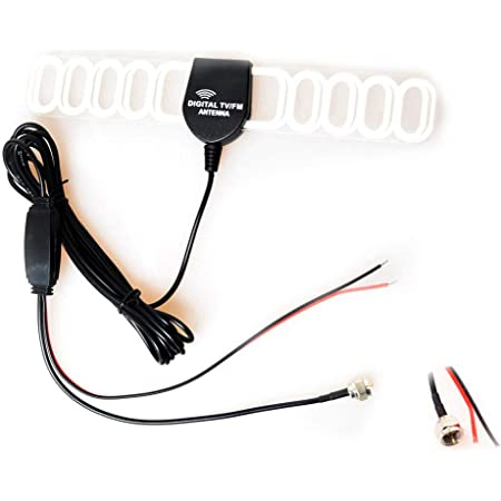Auto Kfz Fm Am Antenne Verstärker Verbinder Elektronik