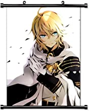 Seraph of The End (Owari no Seraph) Anime Fabric Wall Scroll Poster (32x43) Inches
