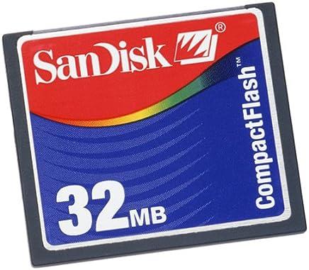 SanDisk 32 MB CompactFlash Card