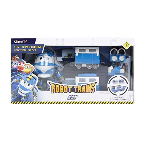 Bizak Robot Train Megarobot Trasformabile Kay 62000177