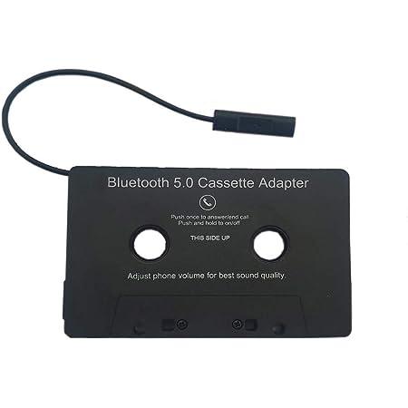 Chaoxiner Kassettenadapter Für Auto Bluetooth 5 0 Musik Elektronik