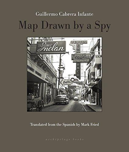 Map Drawn by A Spy (English Edition)