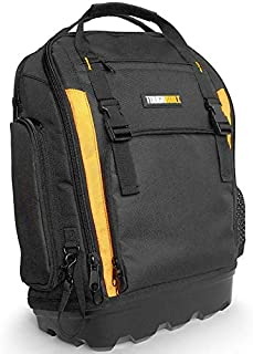 "Toughbuilt Jobsite Tool and Professional Backpack - Fits up to 16"" Laptop"