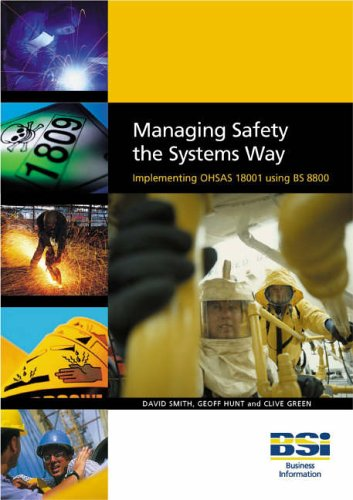 Managing Safety the Systems Way: Implementing OHSAS 18001 Using BS 8800