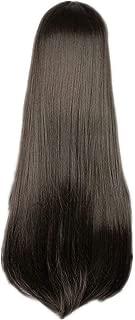 Best long dark brown wig Reviews