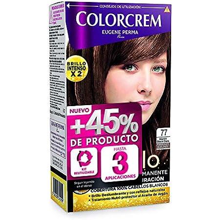 Colorcrem Color & Brillo Colorcrem +45 77 Marrón Glacé Claro 229 g