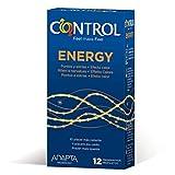 Control Energy Preservativos - 12 Unidades...