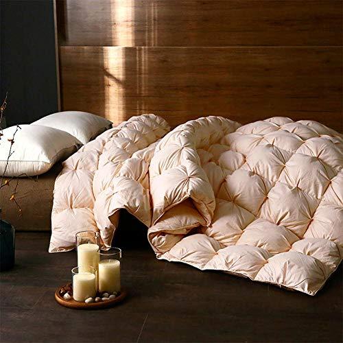 B/H Double Duvet,Warm autumn and winter twisted down winter duvet-D_200x230cm3.5kg