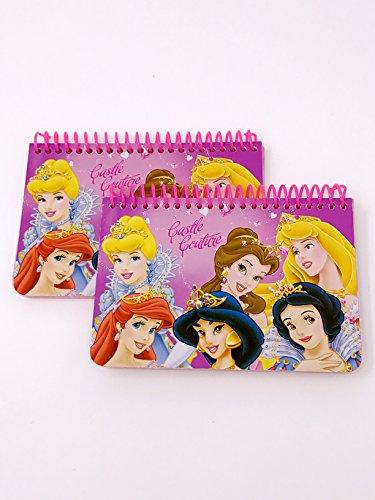 Disney Princess Spiral Autograph Book, 2 pc, Castle Couture