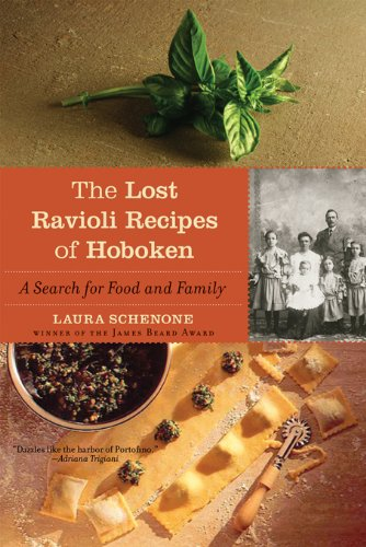 The Lost Ravioli Recipes of Hoboken: A Search for Food and Family (English Edition)