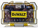DeWalt DT7969-QZ, 32 Piece XR Professional Magnetic Screwdriver Bit Accessory Set, Yellow